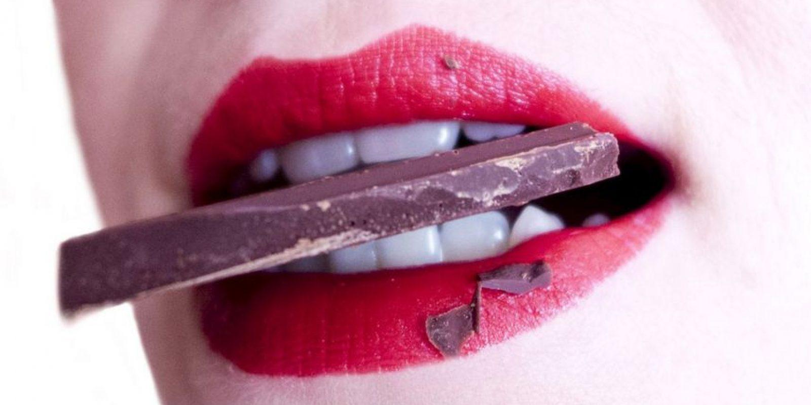 Se trata de un chocolate fortificado con hierro hemínico, innovador componente que aporta calcio, hierro y zinc. Foto:Pixabay