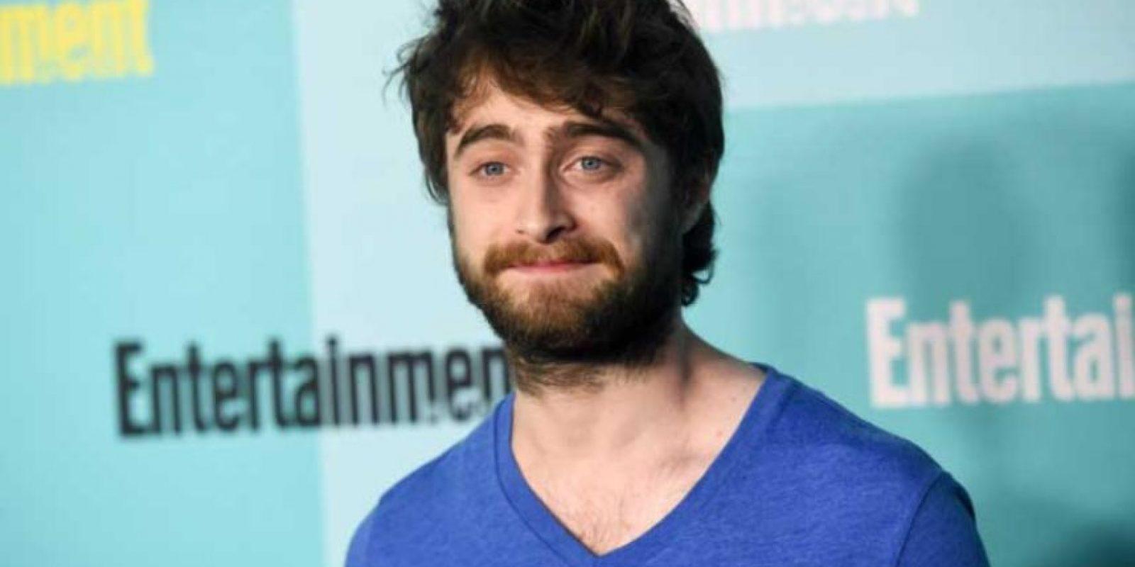 """Inició su carrera desde pequeño, pero su salto a la fama llegó con """"Harry Potter"""" Foto:Getty Images"""