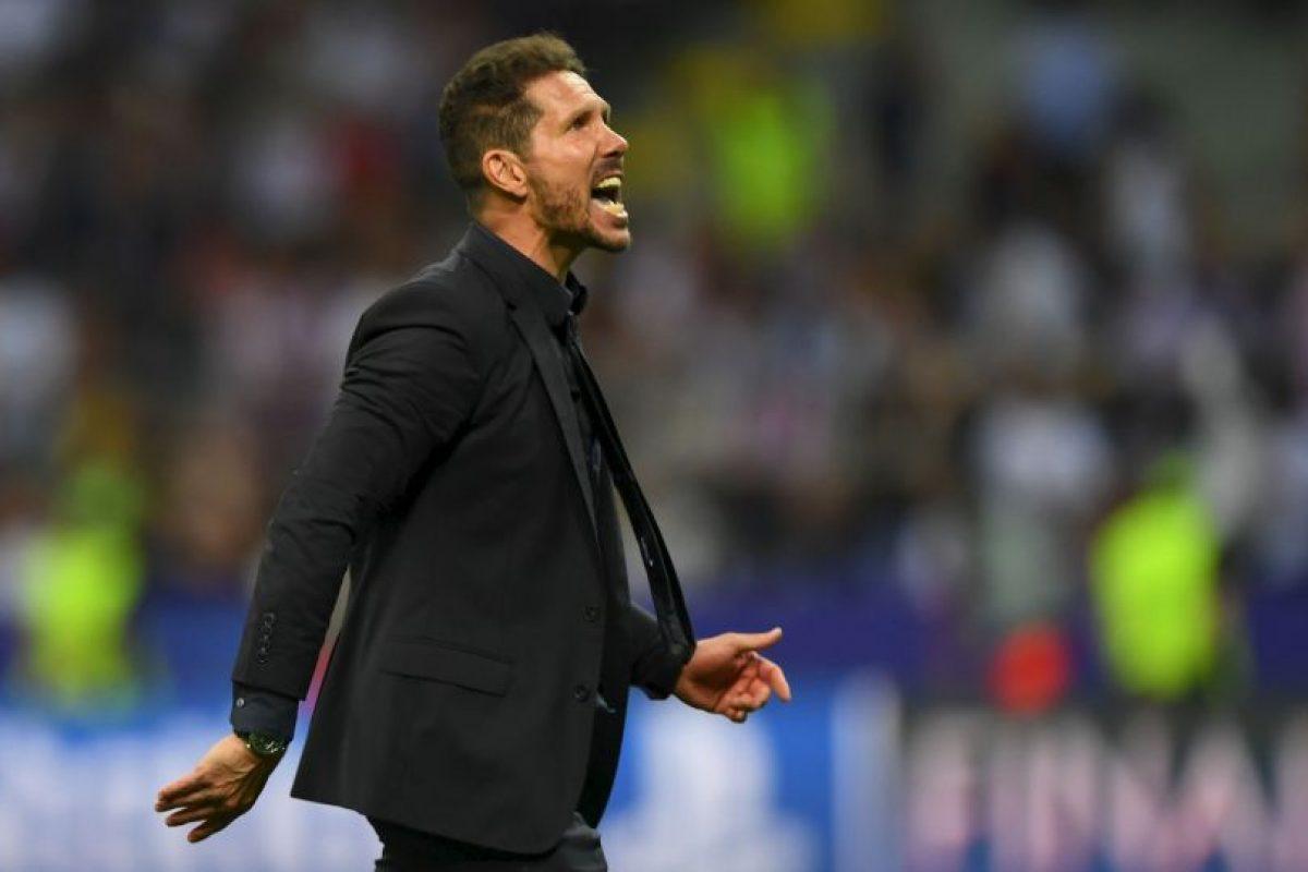 Diego Simeone es el candidato de la gente para reemplazar a Martino Foto:Getty Images