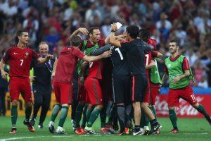 Ahora se enfrentarán con Portugal en los octavos de final, quienes avanzaron como uno de los cuatro mejores terceros en la fase grupal. Foto:Getty Images