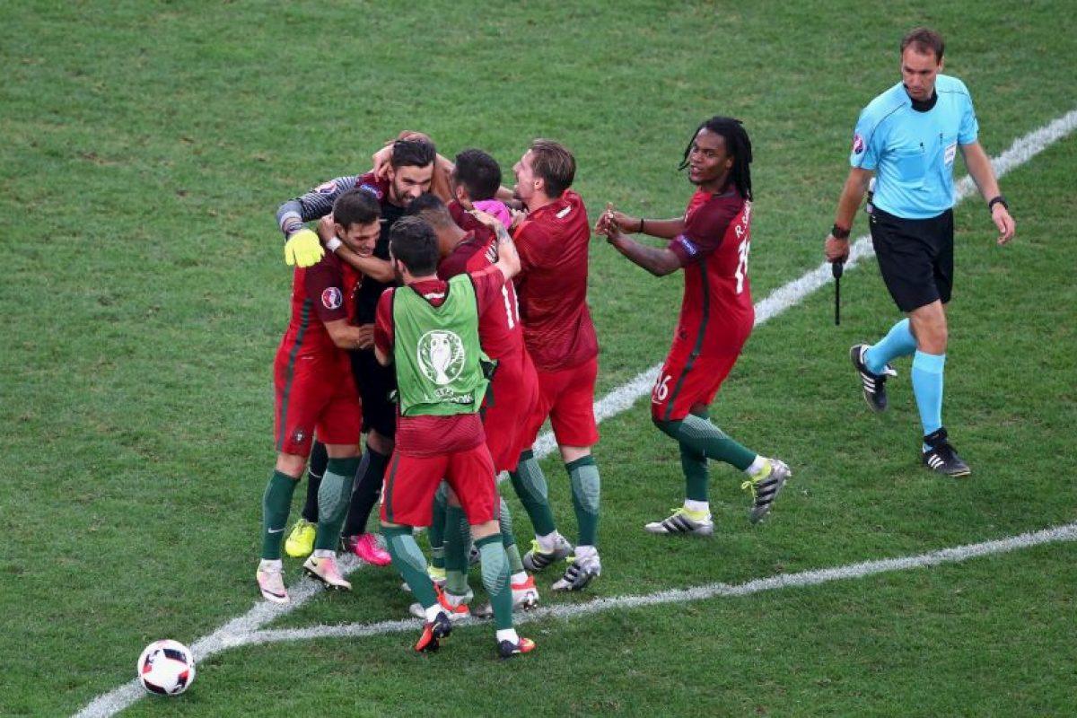 Luego venció a Croacia a Portugal en octavos y cuartos de final, respectivamente Foto:Getty Images