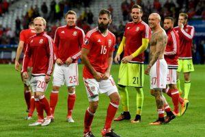 Los galeses ganaron su grupo, el que compartían con Inglaterra, Eslovaquia y Rusia Foto:Getty Images