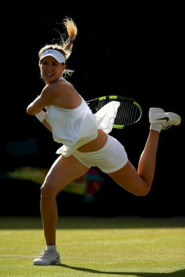 Eugene Bouchard Foto: Getty Images