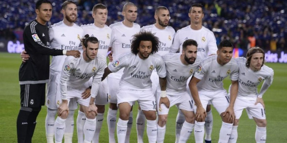 El nuevo fichaje del Real Madrid es... ¿Hugo Boss?