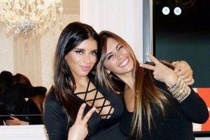 Daniella Semaan y Antonella Roccuzo son grandes amigas Foto:Vía instagram.com/4ladyd