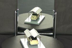 Estos son algunos finalistas del concurso de ilusiones ópticas en Meji, Japón. Foto:Illusion Of The Year/YouTube