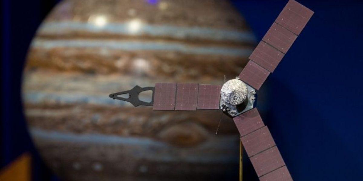 VIDEO: Así fue la llegada de la sonda espacial Juno a Júpiter