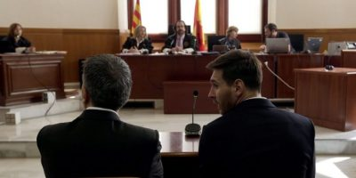 Pero no es probable que pise la prisión Foto:AFP
