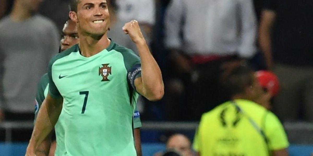 #Euro2016 CR7 le gana el duelo a Bale y avanza Portugal