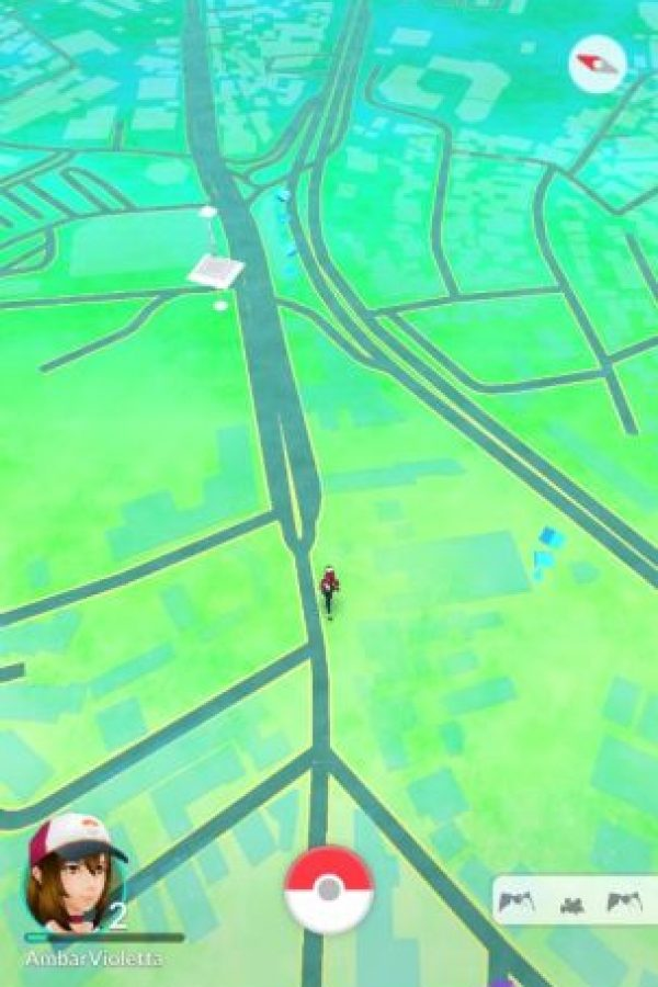 Pokémon Go es un juego en realidad aumentada. Foto:Pokémon Go