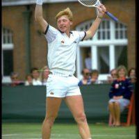 Boris Becker, ex tenista británico. Foto:Getty Images