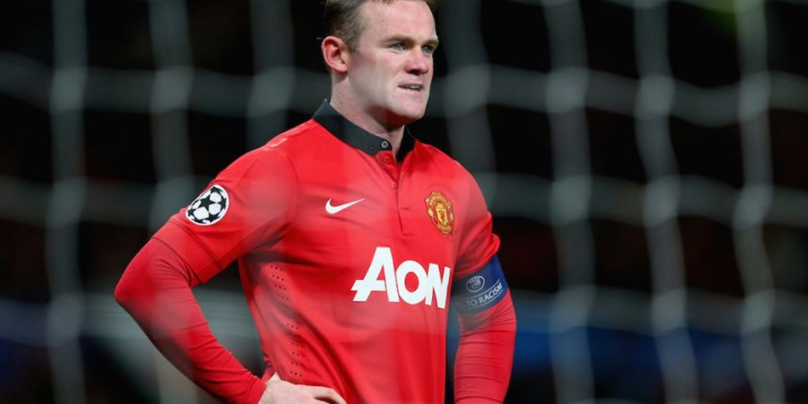 Wayne Rooney, futbolista inglés. Foto:Getty Images