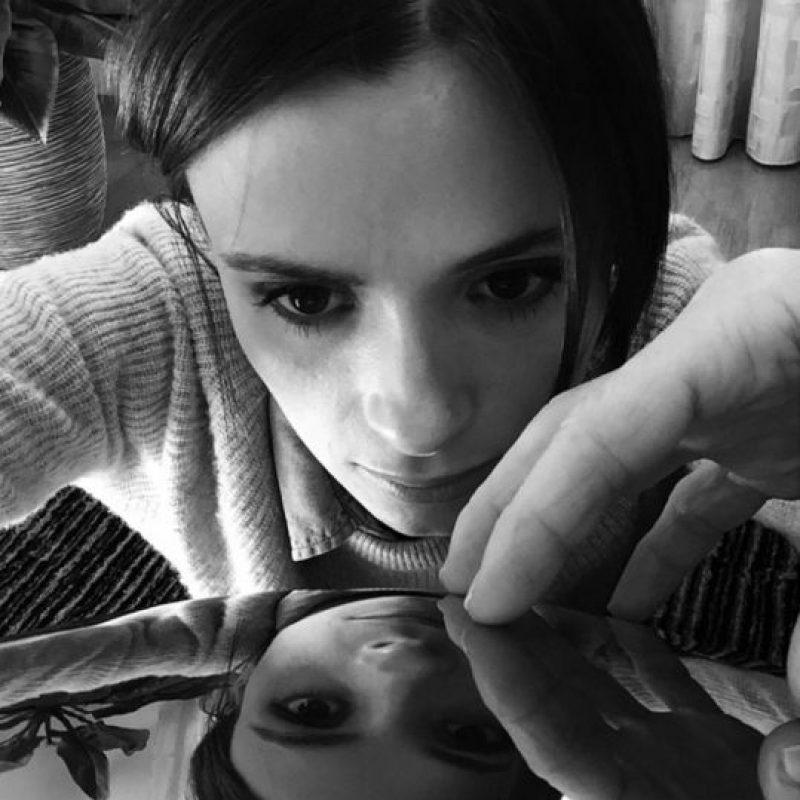 Cathriona se había sumido en una depresión, que coincidió con el aniversario luctuoso de su padre. Foto:Instagram @littleirishcat
