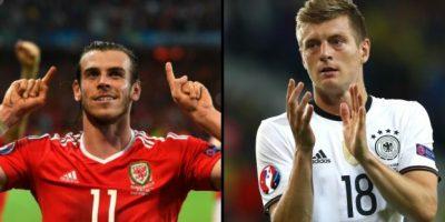 """Eurocopa: La """"amenaza"""" de Gareth Bale a Toni Kroos"""