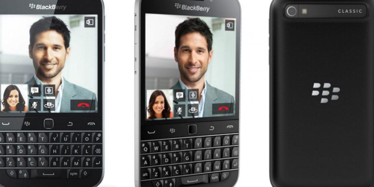 BlackBerry dejará de fabricar su Smartphone Classic