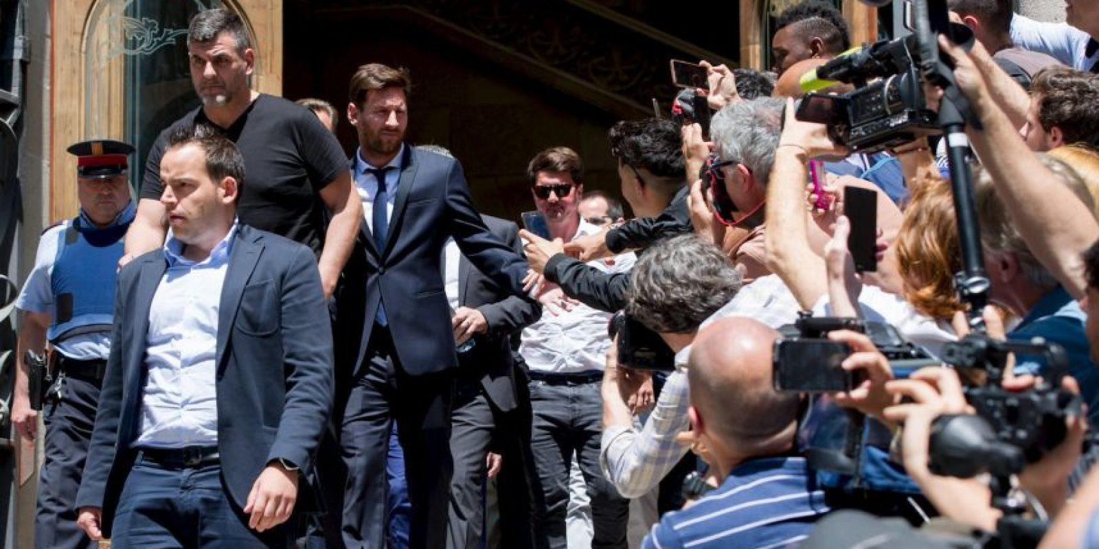 Ahora, su mes para el olvido terminó con la condena de ser declarado culpable Foto:Getty Images