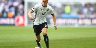 Toni Kroos enfrentará a Francia en la semis para buscar su cupo en el partido definitivo Foto:Getty Images