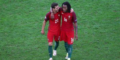 En la fase de grupos igualaron sus tres encuentros, luego vencieron a Croacia en el alargue y a Polonia en penales Foto:Getty Images