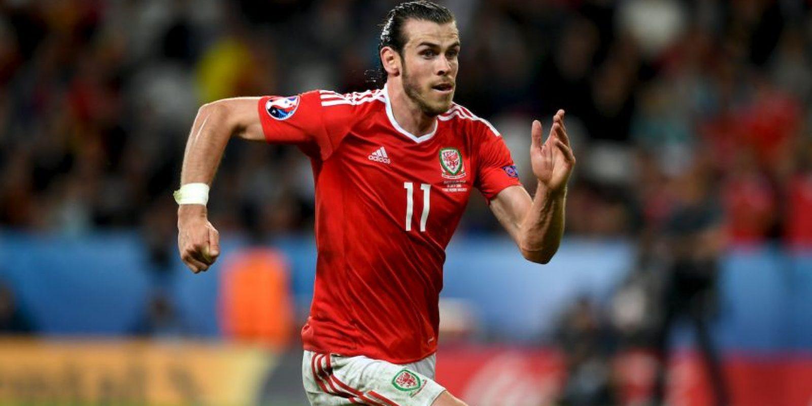 Gales está haciendo una gran campaña y Gareth Bale ha demostrado todo su valor Foto:Getty Images