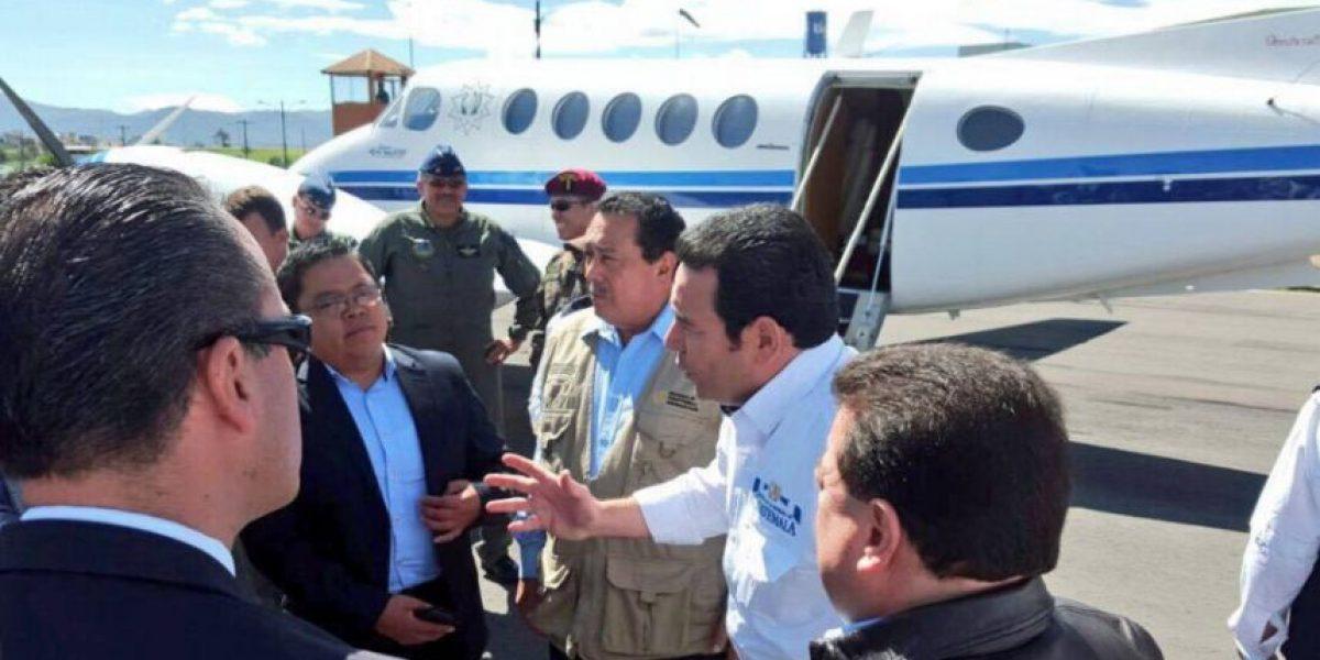 Supervisan aeropuerto de Quetzaltenango previo a su remodelación