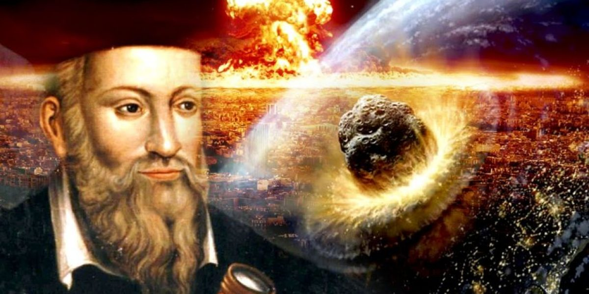 Las 10 escalofriantes profecías de Nostradamus que aún faltan por cumplirse