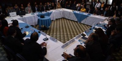 """Buscan que diputados se """"vayan ambientando"""" a las propuestas de reformas"""