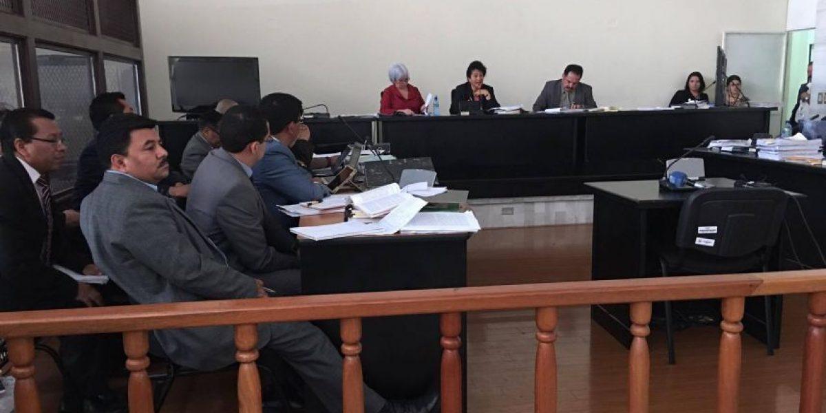 """Se inicia juicio contra líderes comunitarios que se han denominado """"presos políticos"""""""