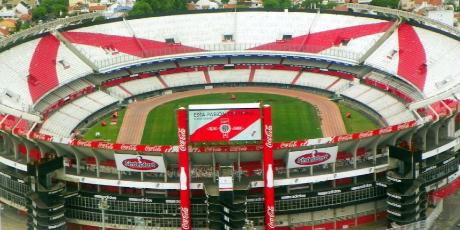 Estadio Monumental de Argentina Foto: Getty Images