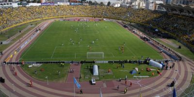 Estadio Olímpico Atahualpa (Ecuador) Foto: Getty Images