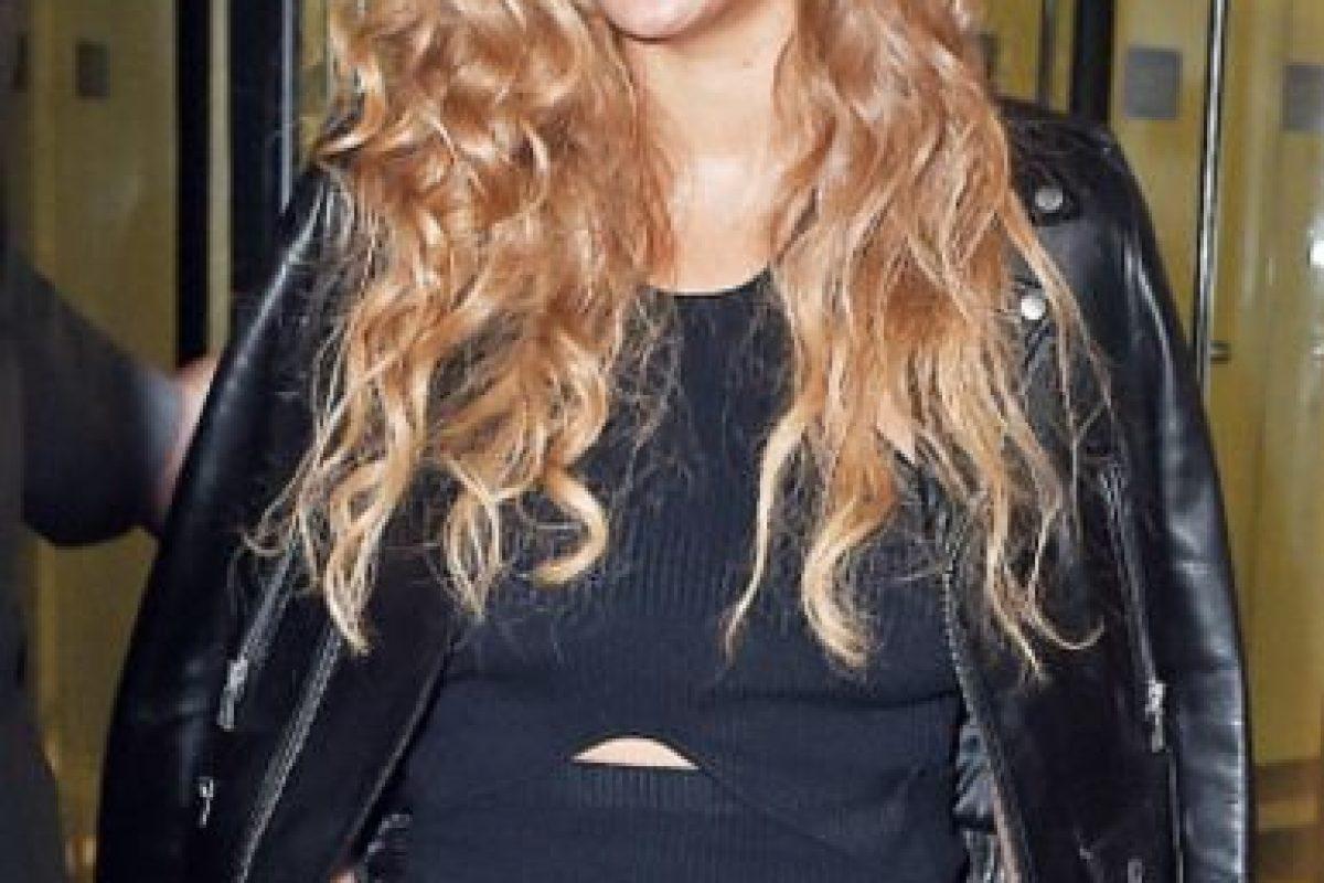 Beyoncé, por no ser menuda, también ha sido categorizada así. Foto:vía Getty Images