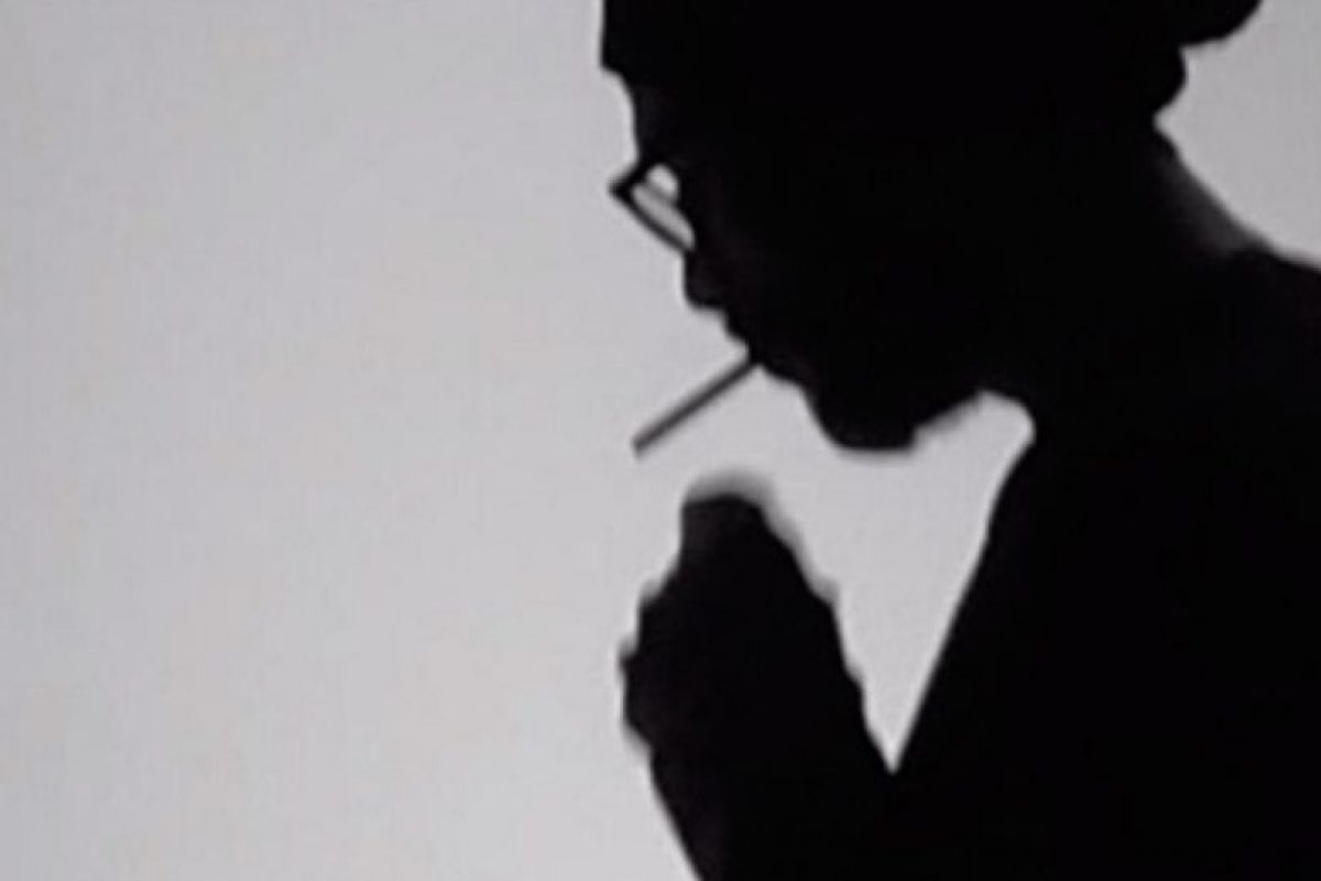 Futbolistas captados con cigarro en mano: Daniel Osvaldo (Argentina) Foto:Twitter