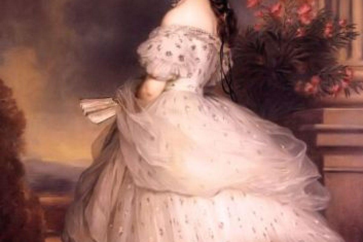 """La emperatriz """"Sissí"""" ( 1837-1898) es la primera famosa de la que se registraron desórdenes alimenticios. Foto:Wikipedia"""