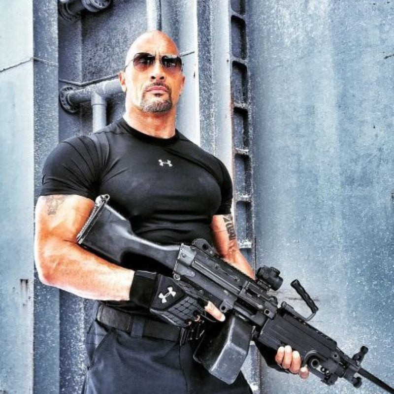 Foto: Vía instagram.co/therock