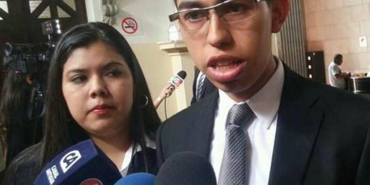Michael Vásquez es destituido de su puesto en el Congreso
