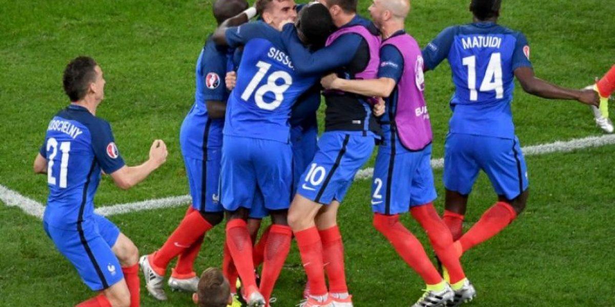 #Euro2016 Francia noquea a Alemania y estará en la gran final