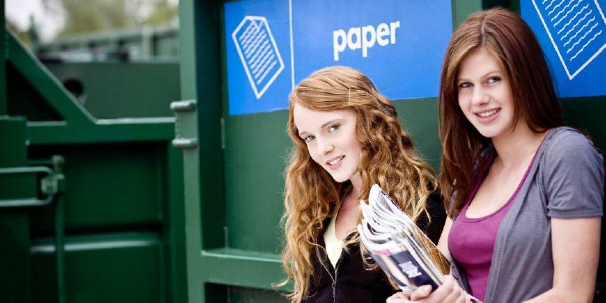 Comienza la primera fase de  la nueva campaña de reciclaje
