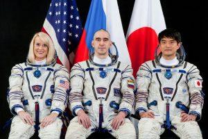 Forma parte de la misión 48/49 de la NASA Foto:Centro Espacial Johnson – NASA