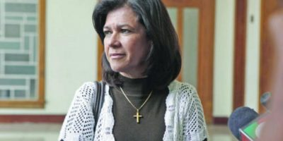 Pedirán que no se desestime el caso contra exministra Cynthia del Águila