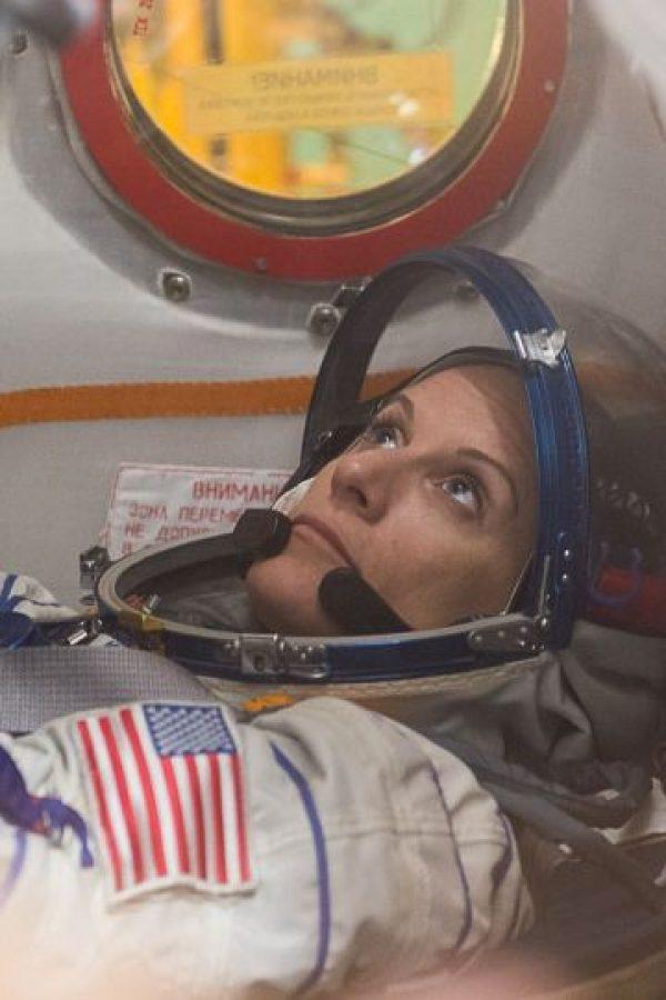 Completó su entrenamiento en 2009 Foto:Centro Espacial Johnson – NASA