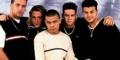 ¡Irreconocibles! Así están los integrantes de la boy band de los 90
