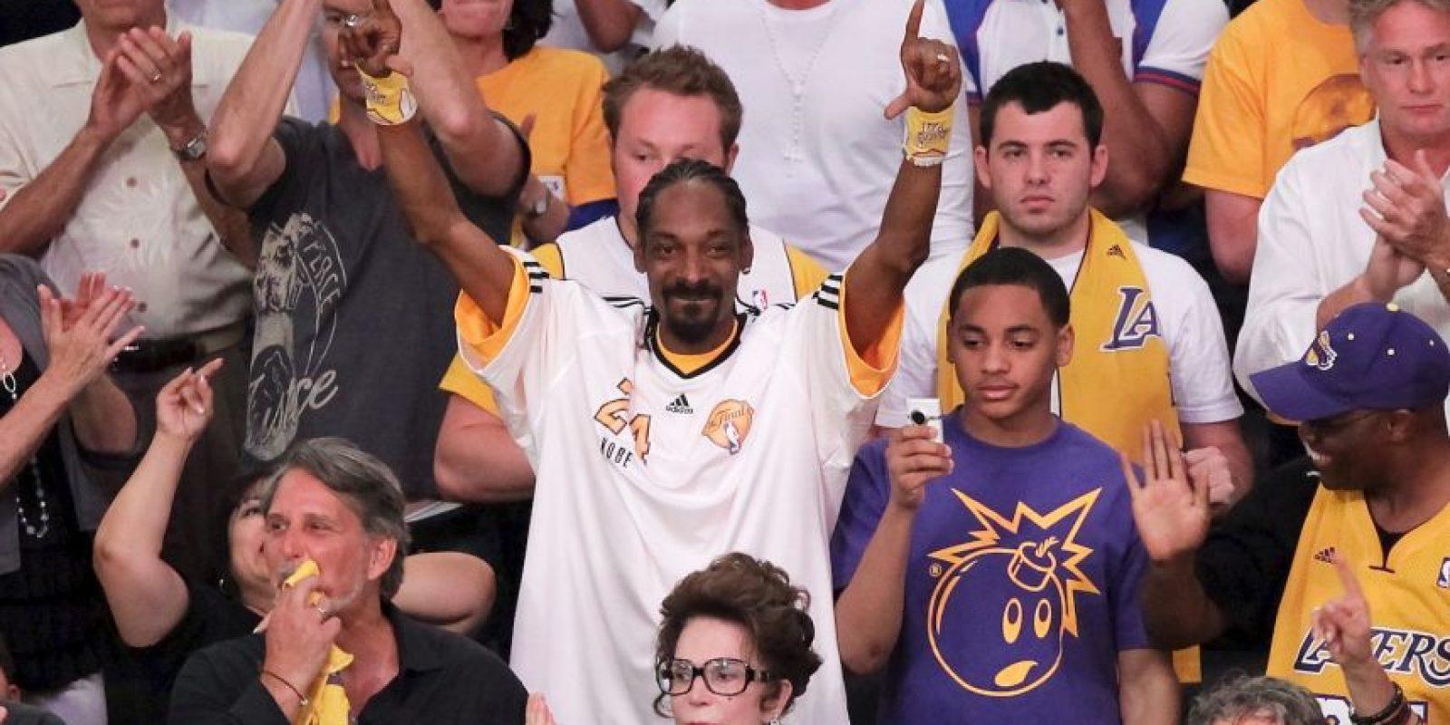 Por eso, Snoop Dogg quiso hacerle un regalo