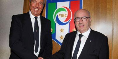 Giampiero Ventura firmó desde el Torino a Italia Foto:Getty Images