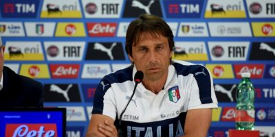 Antonio Conte deja Italia para arribar a Chelsea Foto:Getty Images