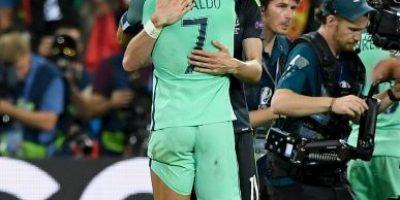 Las palabras de consuelo de Cristiano Ronaldo a Bale en la Euro