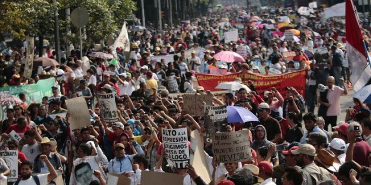 Guatemala reporta pérdidas millonarias por bloqueos en frontera con México