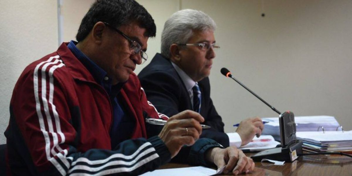 Se inicia juicio contra el exalcalde de Chinautla Arnoldo Medrano