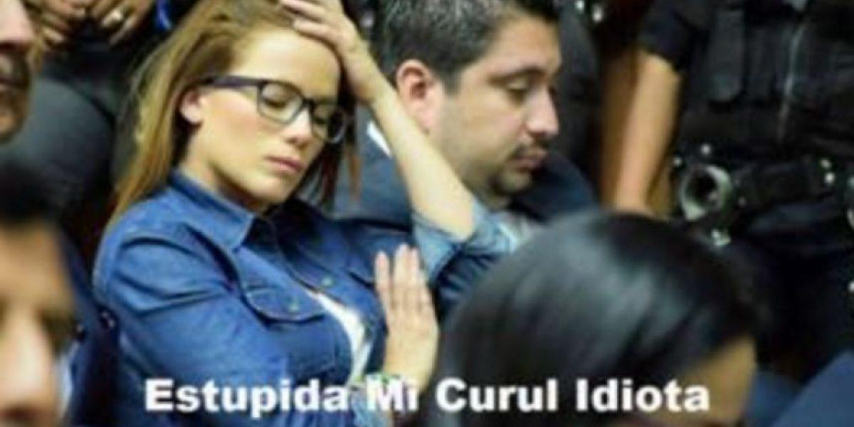 Guerra de memes contra Daniela Beltranena y así reaccionó la exdiputada