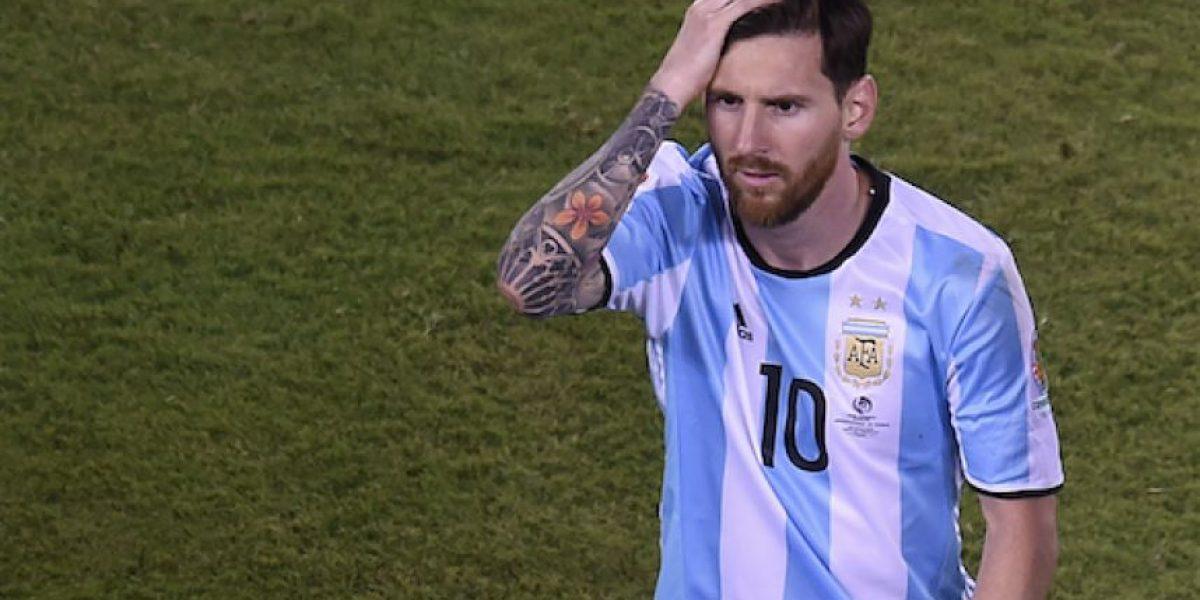 Balón de penalti de Messi se convierte en una obsesión