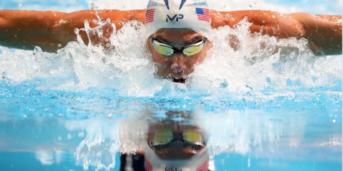 Michael Phelps enloquece las redes sociales con foto de su sucesor