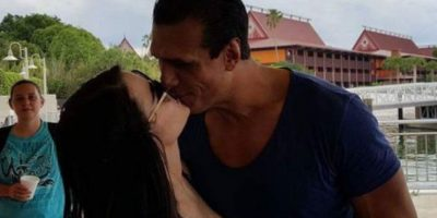 Ventilaron su amor en junio pasado Foto:Twitter